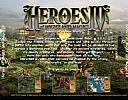 Heroes of Might & Magic 4 - zadný CD obal