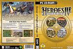 Heroes of Might & Magic 4 - DVD obal
