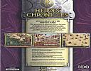Heroes Chronicles 1: Warlords of the Wasteland - zadný CD obal