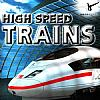 High Speed Trains - MS Train Simulator Add-On - predný CD obal