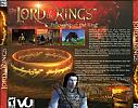 Lord of the Rings: The Fellowship of the Ring - zadný CD obal