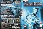 Deus Ex 2: Invisible War - DVD obal