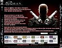 Hitman 3: Contracts - zadný CD obal