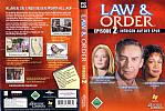 Law and Order 2: Double or Nothing - DVD obal