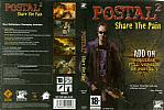 Postal 2: Share The Pain - DVD obal