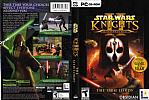 Star Wars: Knights of the Old Republic 2: The Sith Lords - DVD obal