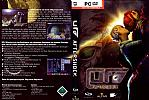 UFO: Aftershock - DVD obal
