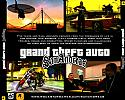 Grand Theft Auto: San Andreas - zadný CD obal