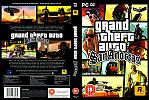Grand Theft Auto: San Andreas - DVD obal