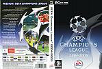 UEFA Champions League 2004-2005 - DVD obal