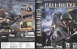 Call of Duty 2 - DVD obal