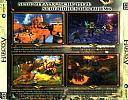 Heroes of Might & Magic 5 - zadný CD obal