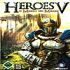 Heroes of Might & Magic 5 - predný CD obal