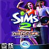 The Sims 2: Nightlife - predný CD obal