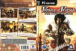 Prince of Persia: The Two Thrones - DVD obal