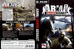 ArmA: Armed Assault - DVD obal