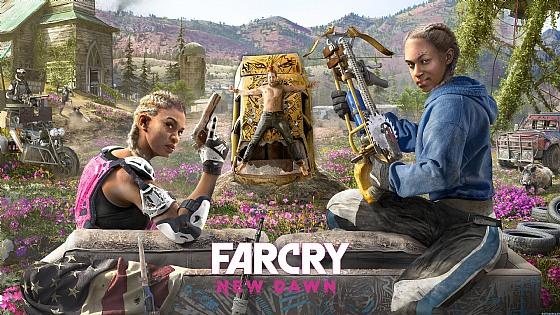 Far Cry 4 online dotvorby