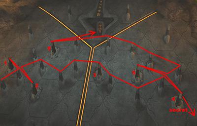 Skoky po pyramidě