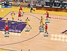 NBA Live 2000 - screenshot
