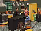 The Sims 2: Kitchen & Bath Interior Design Stuff - screenshot #8