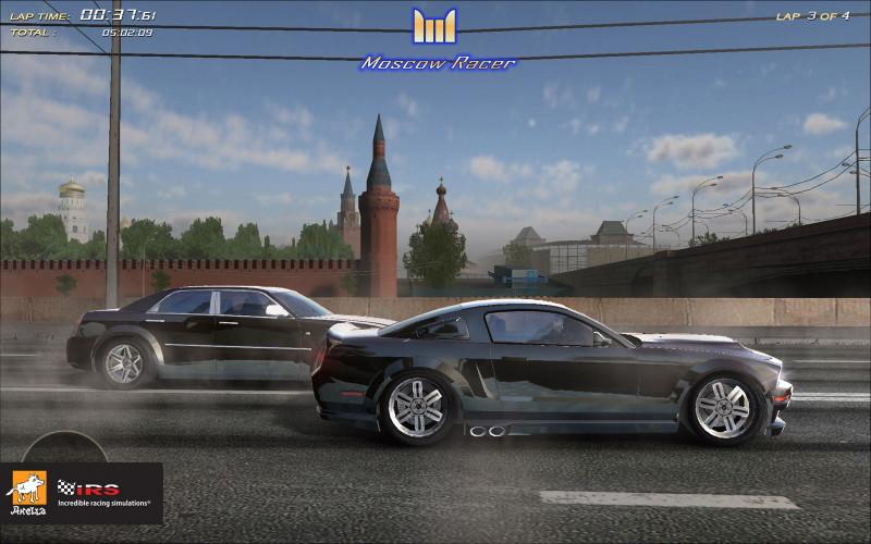 Патчи к игре Moscow Racer всего 3. Moscow Racer - обзор, прохождение, коды.