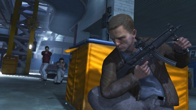 Quantum of Solace: The Game - screenshot 12