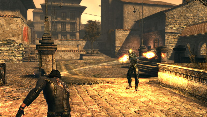 Dark Sector - screenshot 3