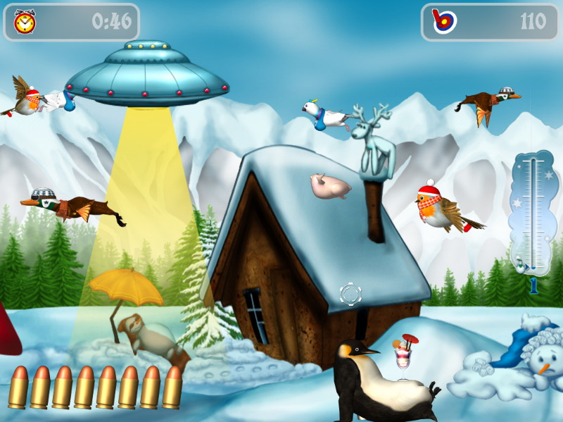 Birdie Shoot 2 - screenshot 2