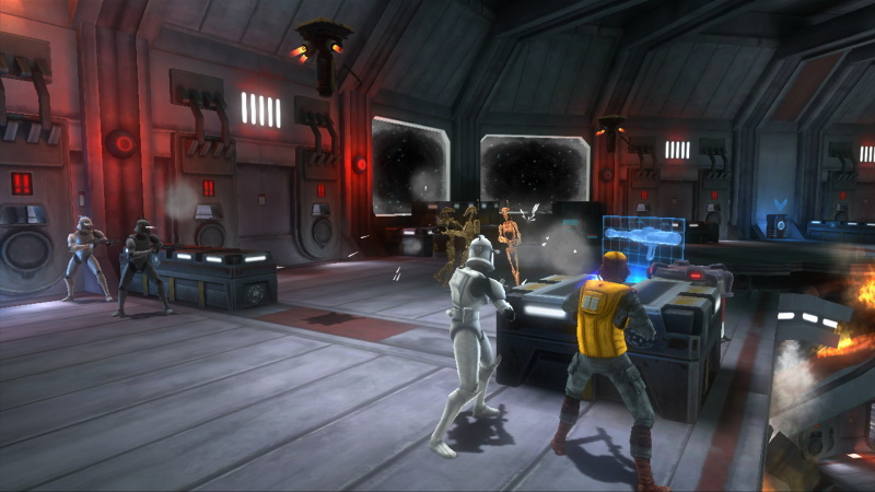 Star Wars The Clone Wars Republic Heroes (09) / EN 121794