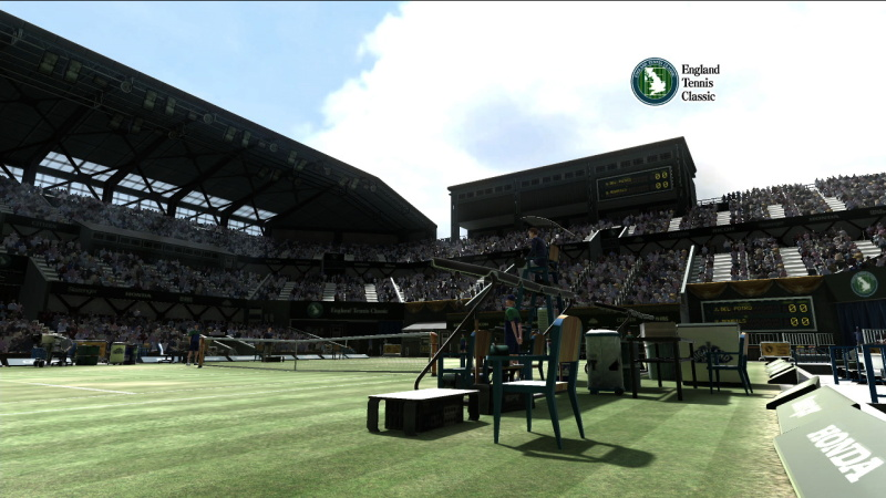 Virtua Tennis 4 - screenshot 15