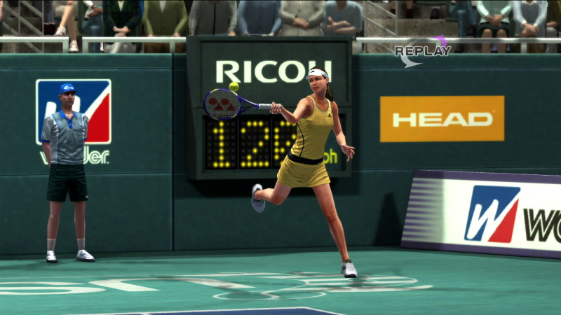 Virtua Tennis 4 - screenshot 8