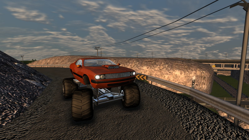 Driving Simulator 2012 - screenshot 10
