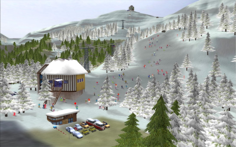 Ski Park Tycoon - screenshot 9