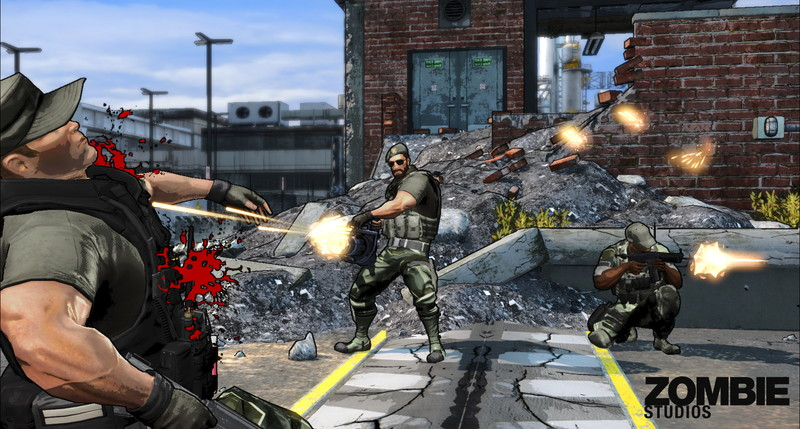 Special Forces: Team X - screenshot 3