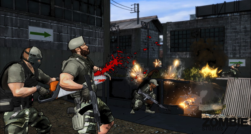 Special Forces: Team X - screenshot 1