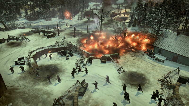 Company of Heroes 2: Ardennes Assault - screenshot 2