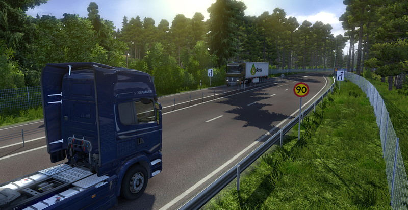 Euro Truck Simulator 2: Scandinavia - screenshot 19