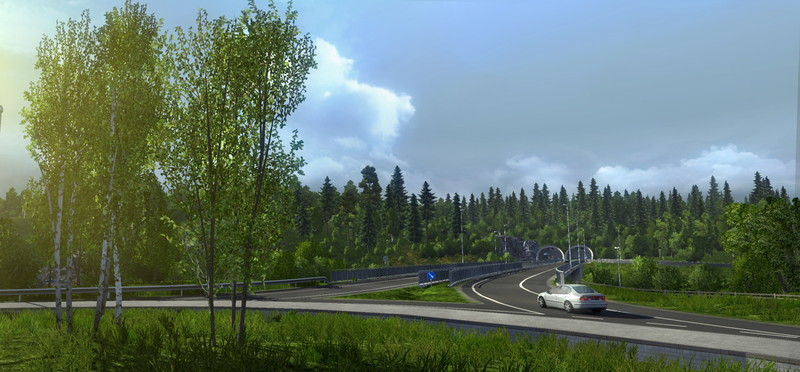 Euro Truck Simulator 2: Scandinavia - screenshot 16