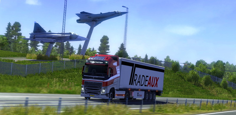 Euro Truck Simulator 2: Scandinavia - screenshot 12