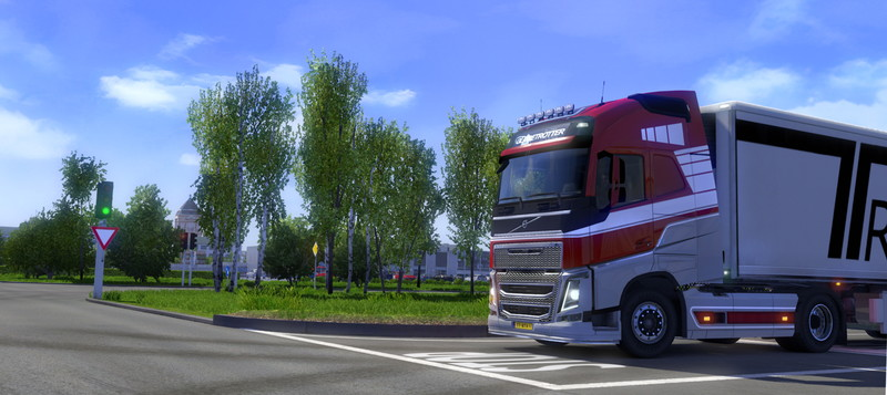 Euro Truck Simulator 2: Scandinavia - screenshot 10