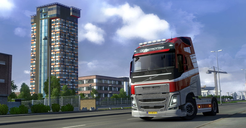 Euro Truck Simulator 2: Scandinavia - screenshot 9