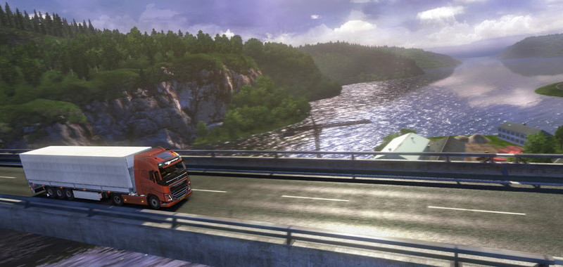 Euro Truck Simulator 2: Scandinavia - screenshot 5