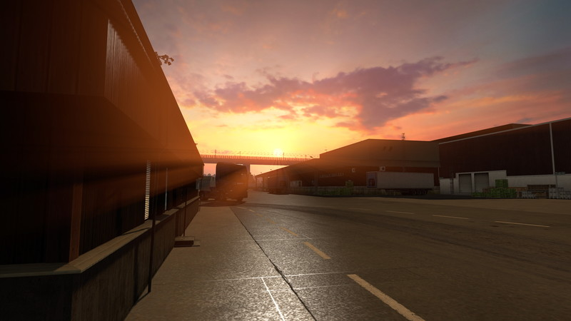 Euro Truck Simulator 2: Scandinavia - screenshot 2