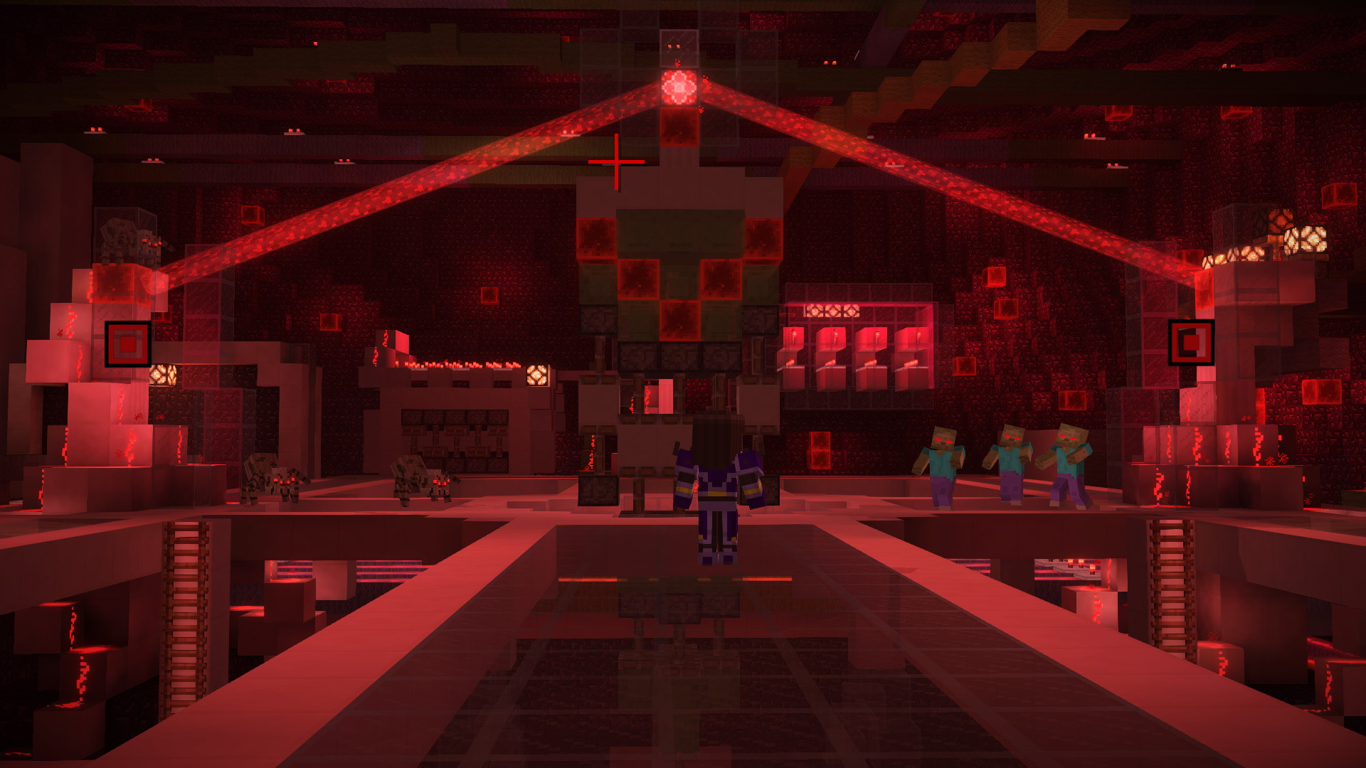 Minecraft: Story Mode - Episode 7: Access Denied - screenshot 2