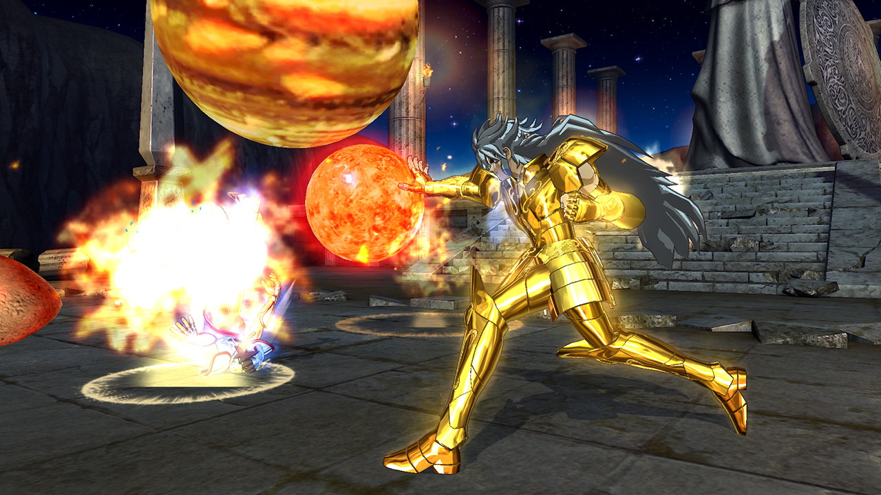 Saint Seiya: Soldiers' Soul - Knights of the Zodiac - screenshot 13