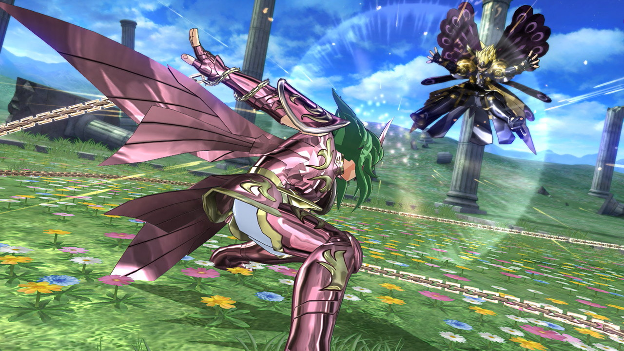 Saint Seiya: Soldiers' Soul - Knights of the Zodiac - screenshot 6