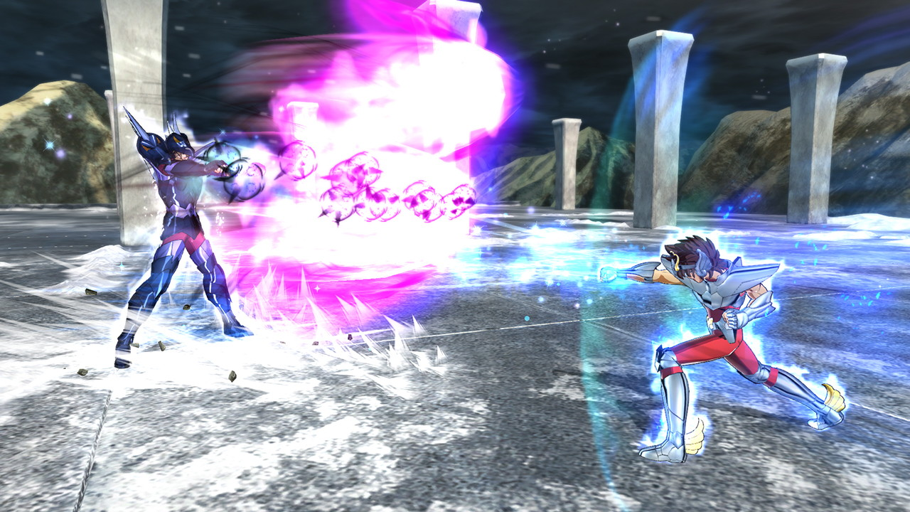 Saint Seiya: Soldiers' Soul - Knights of the Zodiac - screenshot 4