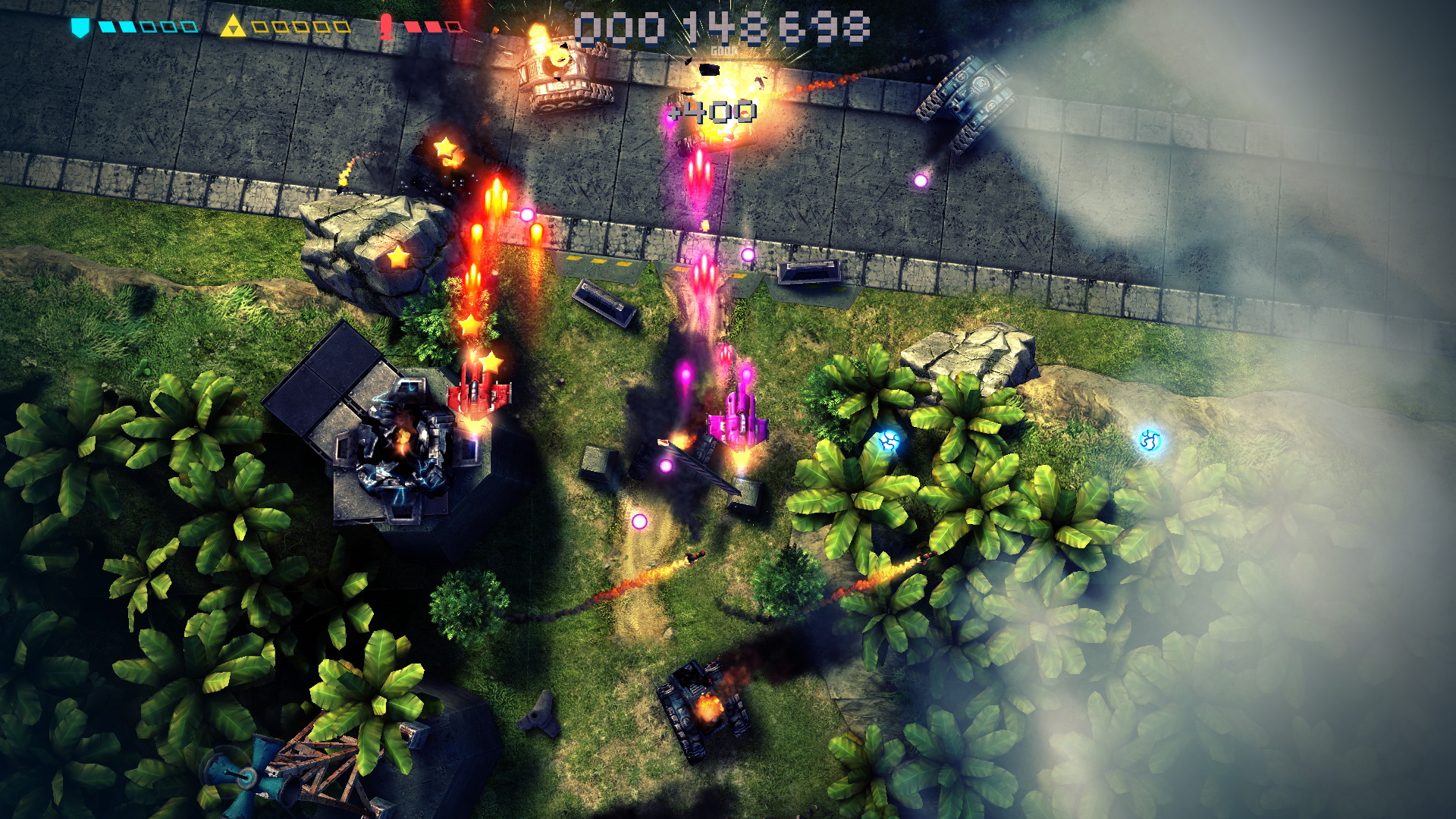 Sky Force Anniversary - screenshot 5