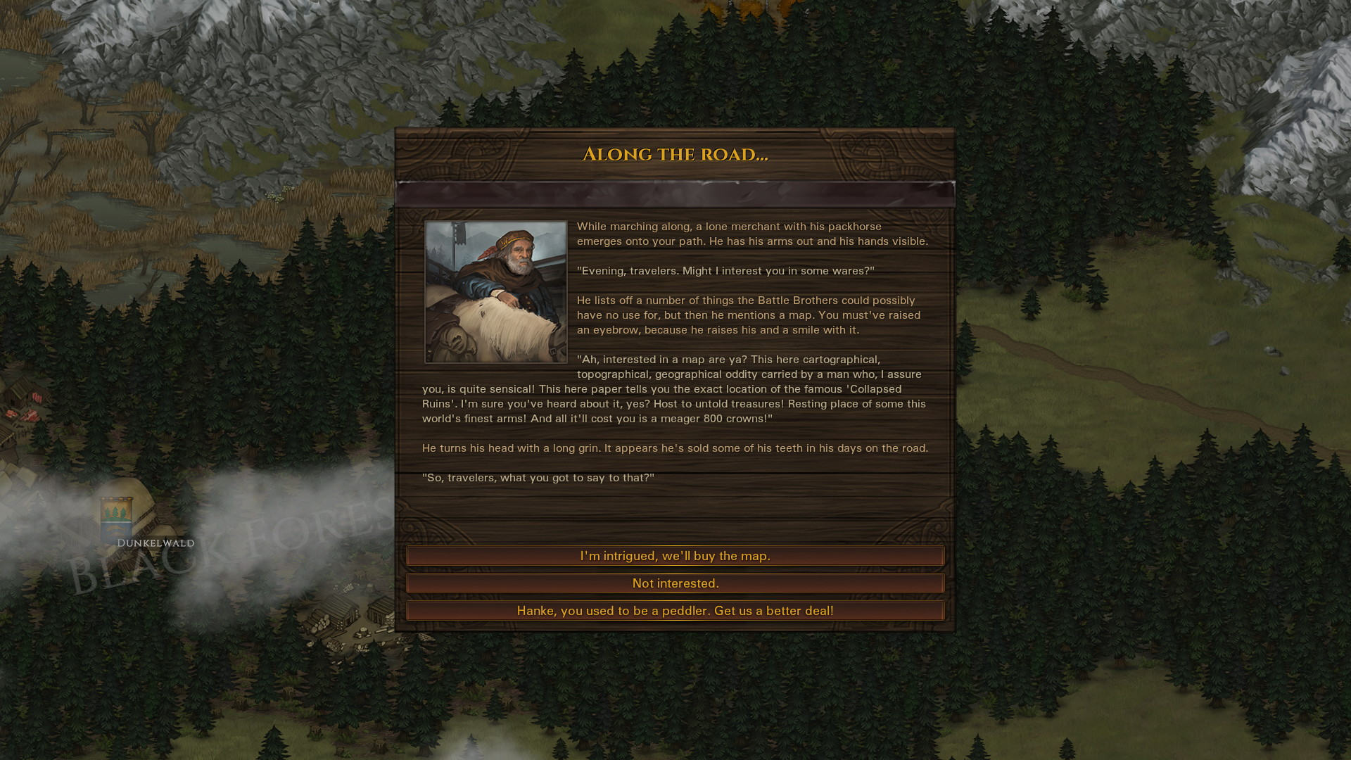 Battle Brothers - screenshot 6