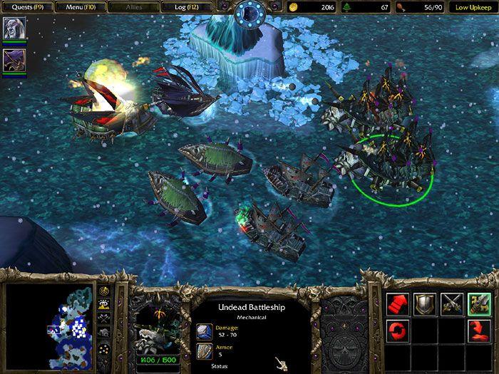 Официальные кампании Warcraft 3 Frozen Throne - Форум скачать доп компанию